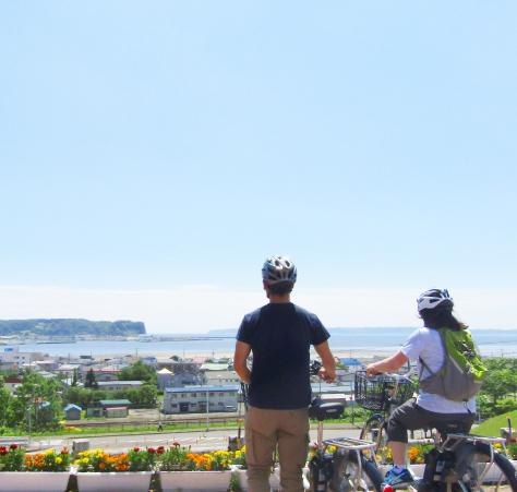 #ガイド付きサイクリングツアー